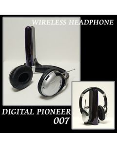 Headset Wireless Digital Pioneer 4in1