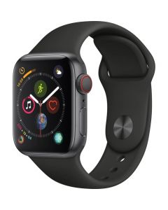 Jam Apple iphone watch series 4 GPS 42mm baru new