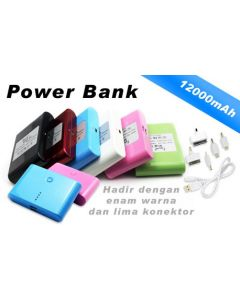 Power Bank Super Power 12000 mAh
