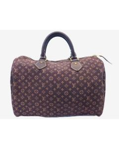 Tas Tangan LOUIS VUITTON / Canvas Speedy 30 Bag